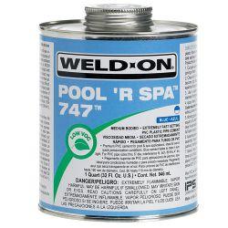 Weld On PVC Kleber 949ml Für Whirlpool und Schwimmbad_3780