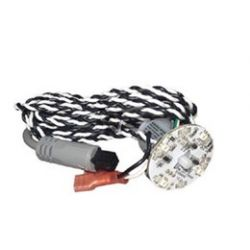 Ultra bright 10 LED light with standoff_3964