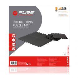 Pure2Improve Puzzle Schutzmatten schwarz_40131