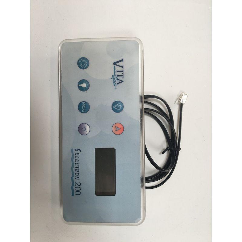 Vita Spas Display 6-Pin Selectron 200_4429