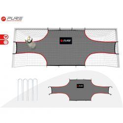 Pure2Improve Fussballtor Trainingsnetz 732 x 244 cm_47503