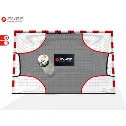 Pure2Improve Trainingsnetz für Fussballtor 275 x 185 cm_47504