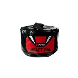 Pure2Improve Golf Impact Smash Bag Schwarz 23 × 8×25 cm_47566