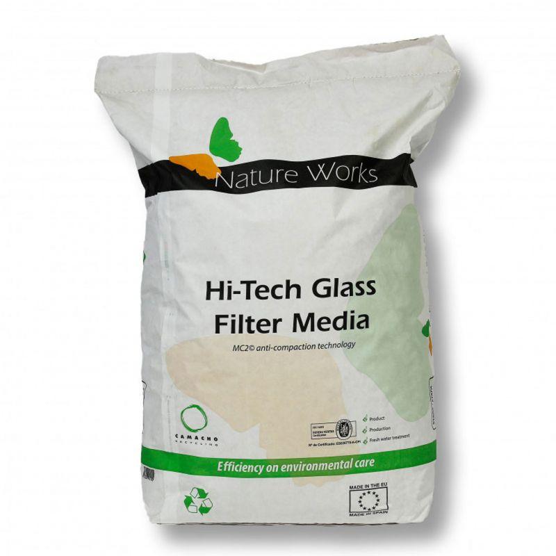 Nature Works Hi-Tech Filter Glass Media 20kg_48311