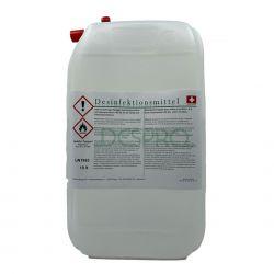 Desinfektionsmittel auf Basis Isopropanol 10 Liter_49460