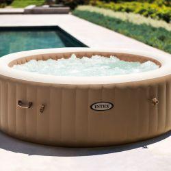 Intex Whirlpool PureSpa Bubble Massage Ø 216 cm, (6 Personen) 2020_49731