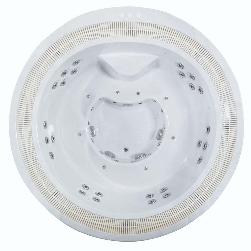 Whirlpool Oceanus Infinity Spa round_50547