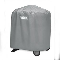 Standard Abdeckhaube für Weber Q Serie mit Rollwagen oder Stand_51970