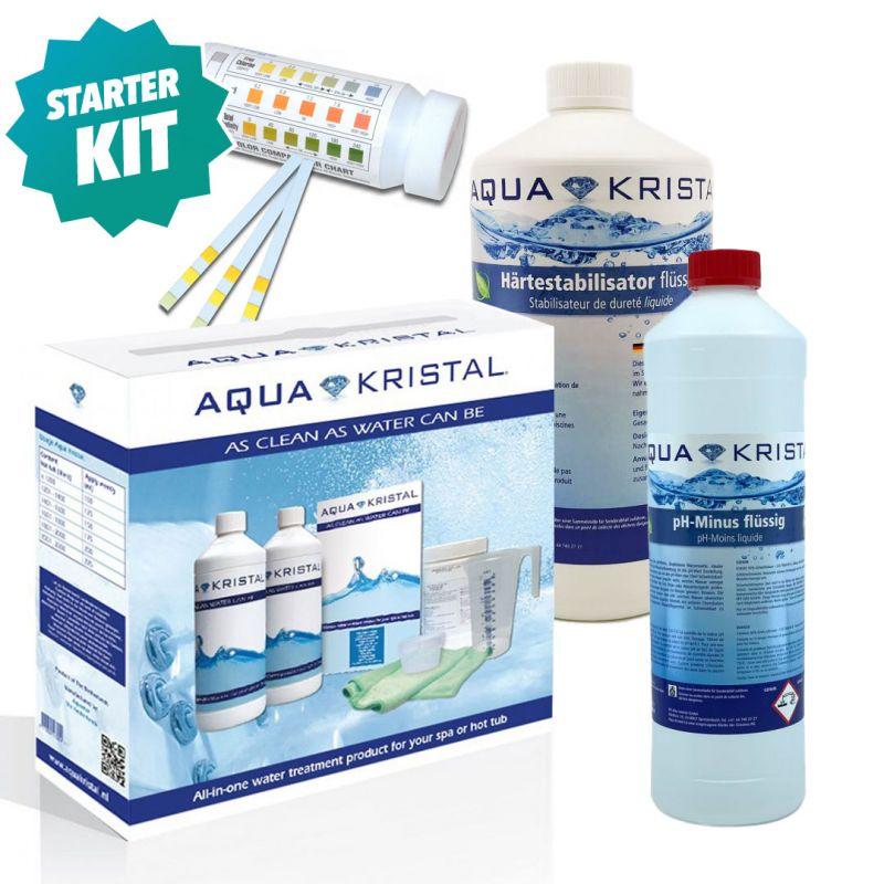 Wasserpflege StarterKit Aqua Kristal_52224