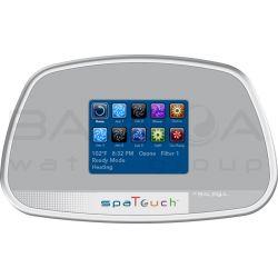 Bedienfeld Balboa Spa-Touch trapezoid inkl. Tastatur Kleber_5276