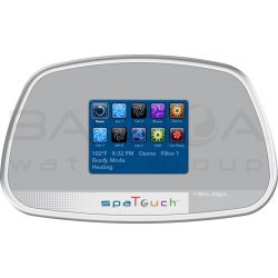 Bedienfeld Balboa Spa-Touch Trapezoid_5276