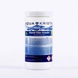 Aqua Kristal Schnell-Chlor Granulat 1kg_56479