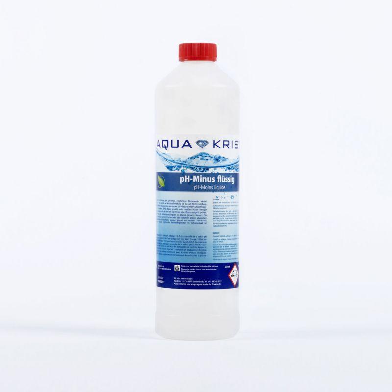 Aqua Kristal pH Minus flüssig 1 Liter_56483