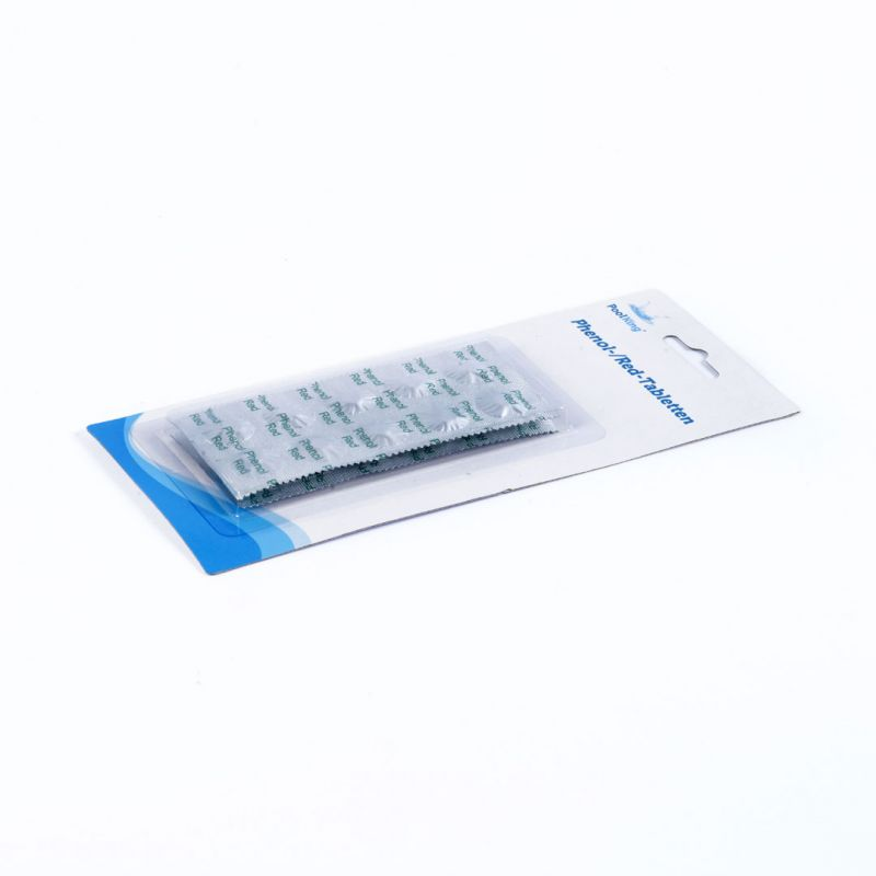 Phenol-Tabletten zur Bestimmung des pH-Wertes_56500