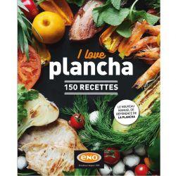 Rezeptbuch I LOVE PLANCHA_57755