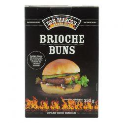 Don Marco's Backmischungen Brioche Burger Buns_57861