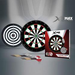XQ Max Darts Dartscheibe, beflockt_58183