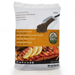 Grillers Select BBQ Pellets, 9Kg_58224