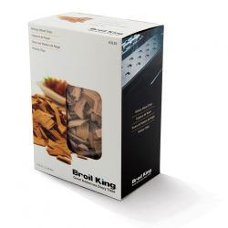 Hickory Holz Chips 1Kg_58293