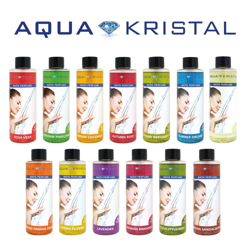 Aqua Kristal Whirlpoolduft Set - Aqua Kristal