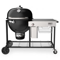 Summit Kamado S6 Holzkohlegrill-Center_58719