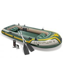 Intex Seahawk 4 Schlauchboot Set_58940