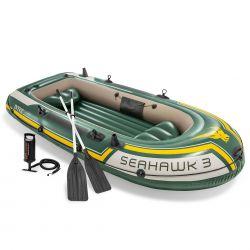 Intex Seahawk 3 Schlauchboot Set_58958