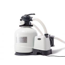 Intex Krystal Clear Sandfilteranlage® Grösse XL_59059