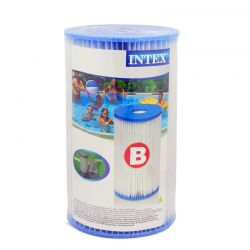 Poolking Intex Papierfilterkartusche Typ B_5919