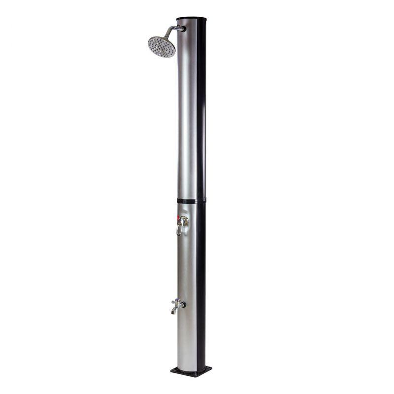 Solardusche Basic 35 Liter Silber_60377