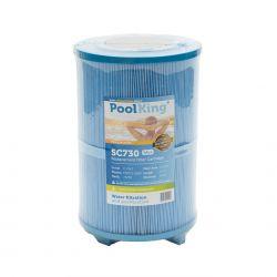 PoolKing Filter SC730 blau_60432