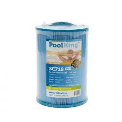 PoolKing Filter SC718 blau_60591