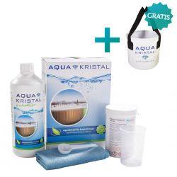 AquaKristal Wasserpflegeset für aufblasbare Whirlpools_60764