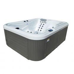 Whirlpool PoolKing Florida inkl. PoolKing Starterset_60824