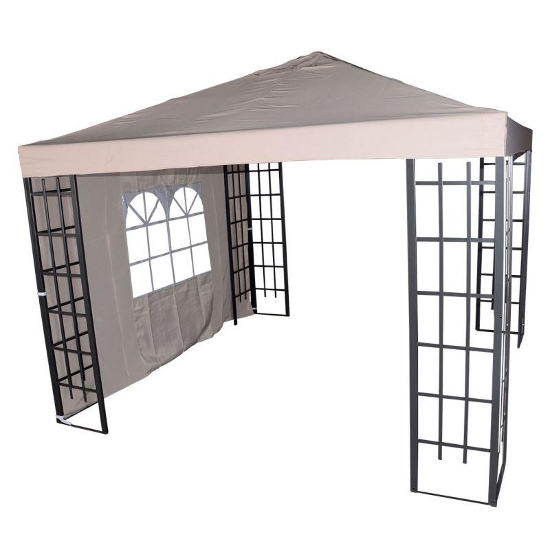 Pavillon Royal Seitenteil Ecru_60910