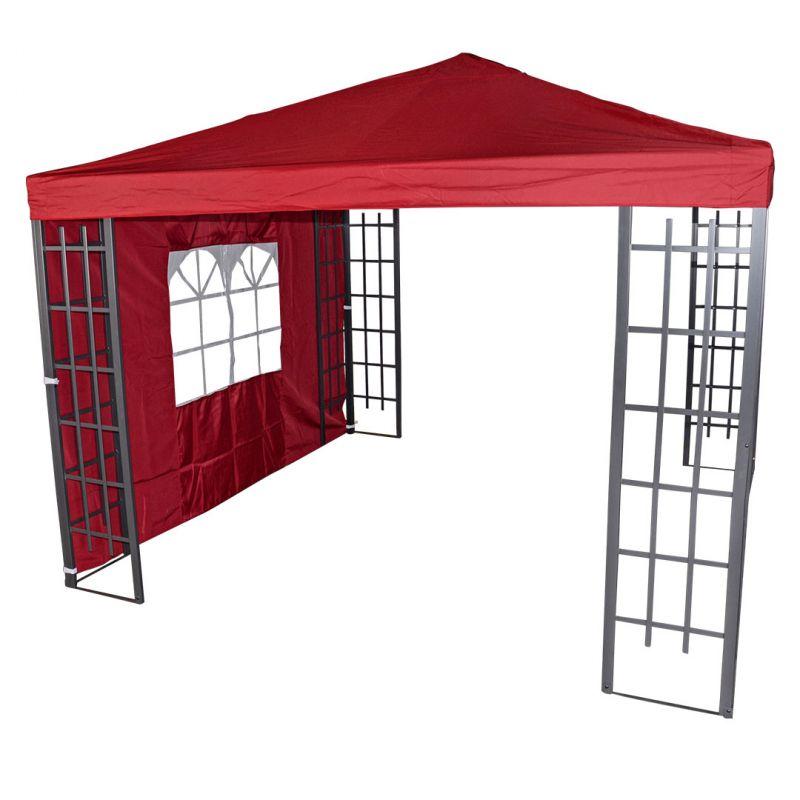 Pavillon Royal Seitenteil Rot_60912