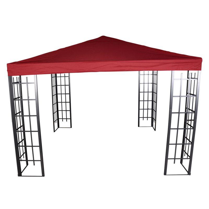 Pavillon Royal Dach Rot_60914