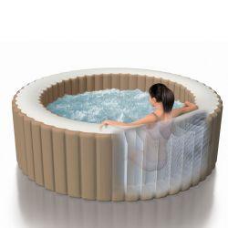 Intex Whirlpool PureSpa Bubble Massage Ø 216 cm, (6 Personen)_61601
