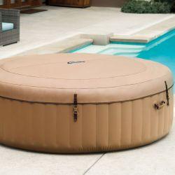 Intex Whirlpool PureSpa Bubble Massage Ø 216 cm, (6 Personen)_61603
