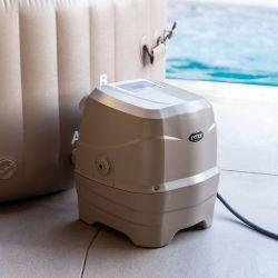 Intex Whirlpool PureSpa Bubble Massage Ø 196 cm, (4 Personen)_61613