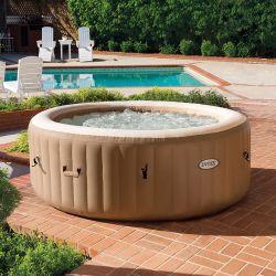 Intex Whirlpool PureSpa Bubble Massage Ø 196 cm, (4 Personen)_61615