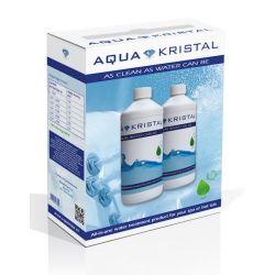 Aqua Kristal Whirlpool Flasche 2x1L Box_6371