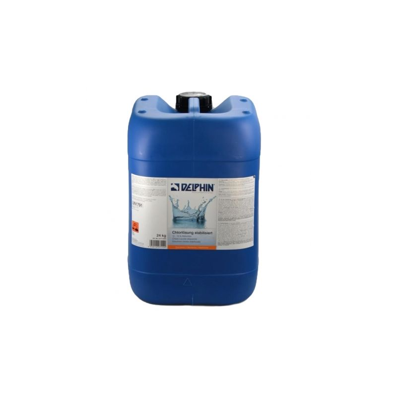 Delphin Chlorlösung Stabilisiert 25kg flüssig_6589