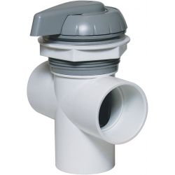 "600-3060 2"" TOP ACCESS DIVERTER VALVE NOTCHED-WHIT_6657"