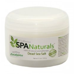 Spa Naturals Dead Sea Salt - Eucalyptus_6970