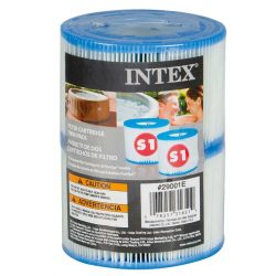 Filter SC827 Intex Typ S1 2 Stück im Pack_7043