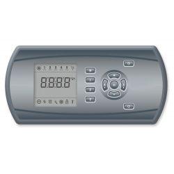 Bedienfeld IN.K600 MB Gecko inkl. Tastatur Kleber_7147