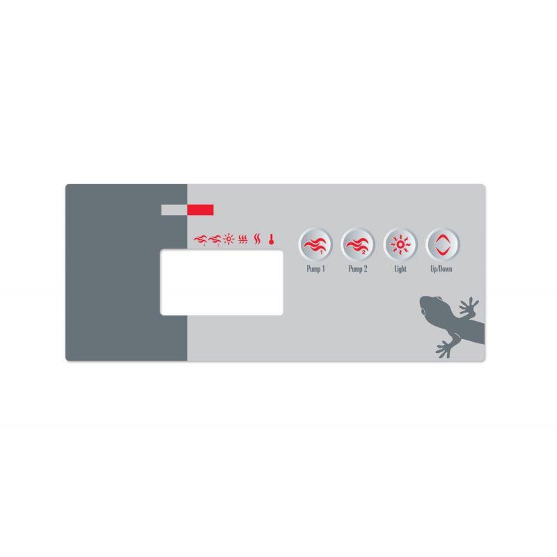 Tastatur Kleber für Display TSC-19_7277