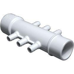 """Luft-Verteiler 1"""" s x 1"""" SPG x 3/8"""" RB_7582"""