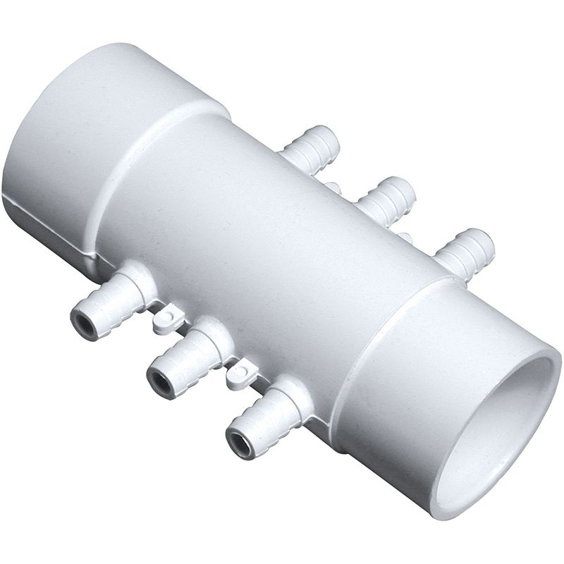 """Luft-Verteiler 1 1/2"""" SPG x 1 1/2"""" S x 3/8""""_7583"""